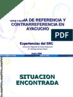 MR2 3 SRCR DR Rodrigo Ayacucho Referncia y Contra