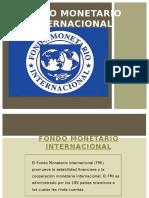 Fondo Monetario Internacional (1)