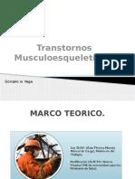 PPT Musculoesqueleticas 3.0