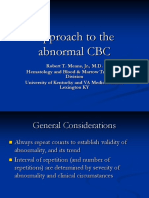 Means_Approach to the Abnormal CBC