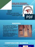Tecnologia Madera