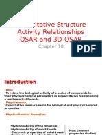 Ch 18 Qsar and 3d-Qsar