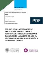 Estudio ventilación natural. Análisis calidad de aire. La Lonja.pdf
