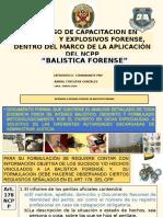 BALISTICA 30MAR2016