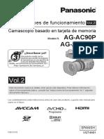 Ag-Ac90 MANUAL ESPAÑOL
