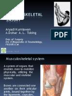Musculo Skeletal Injury