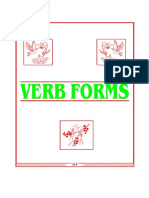 3. Verb Forms