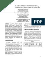 Informe-Dibujo de Ingeniería II-Concurso de Proyectos