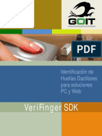 VeriFinger SDK Catalogo 2014-04-17