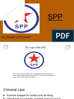 the spp political party by- shaiyan and parmeet