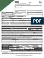 registro Formato RNA