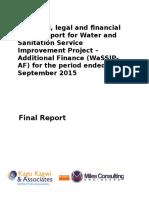AWSB- WaSSIP AF-Final Audit report-23-3-2016 - Copy.docx