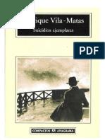 Enrique Vila Matas - Suicidios Ejemplares OK