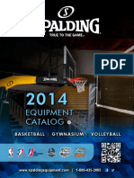 Spalding Equipment 2014