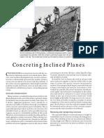 1 Concrete Construction Article PDF- Concreting Inclined Planes