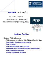 Lecture 21 Safety Decision