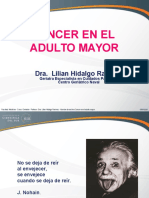Cáncer adulto mayor