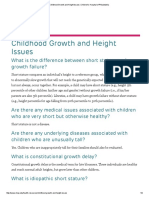 Childhood Growth and Height Issues _ Children's Hospital of Philadelphia.pdf