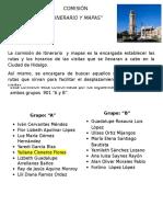 Comisiòn Itinerario y Mapas.docx