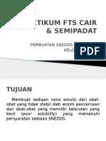 Praktikum Fts Cair & Semipadat