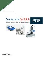 Surtronic S100 Lowres En