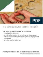 PTT Presentación Taller de Escritura 04