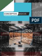 Conceptos Basicos - Administracion de Almacenes