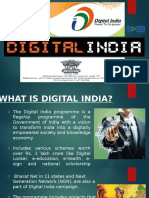 Digital India Presentation