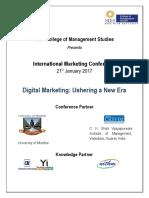 Digital Marketing Conference 2017