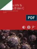 Angsamerah-Koinfeksi HIV & Hepatitis B Dan C