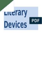 Literary Device1