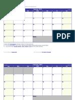 2017 Word Calendar