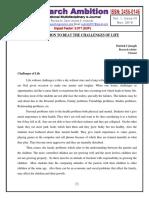 Social Context AdjudicationRajani Prabha GuptaArticle08-21