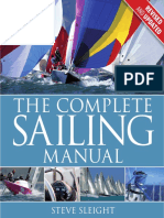 The Complete Sailing Manual 3rd Edition by Steve Sleight