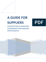 Supplier Guide Detailed
