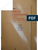 Derecho Constitucional Vol.1, López Guerra