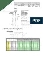 Sample Printout