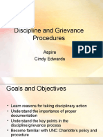 Discipline- ASPIRE Update 10-20-10