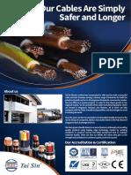 Tai Sin Singapore Cable Brochure Small Filesize