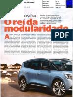 """NOVO RENAULT GRAND SCÉNIC NA """"CARROS & MOTORES"""".pdf"""
