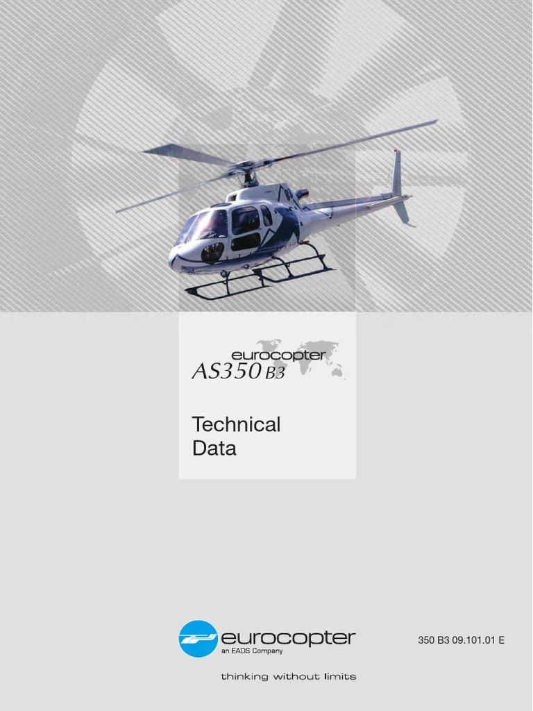 As350 B3e Flight Manual Performance ...