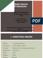 PPT REFKAS pterigium