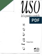 Uso de la gramatica española_Avanzado_Claves.pdf