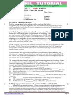 9th English -Com Solved Question Paper Original-1