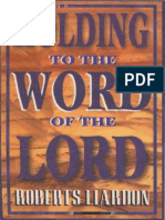 Holding the Word of the Lord - Roberts Liardon