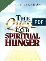 The Quest for Spiritual Hunger - Roberts Liardon