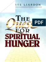The Quest for Spiritual Hunger - Roberts Liardon