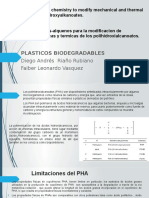 Plasticos Biodegradables