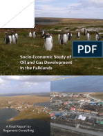 Falklands Oil and Gas Socio Economic Study Final Report