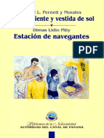 Literatura Panameña Tomo XVI